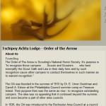 Tschipey Achtu Lodge #397 or #95?
