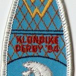 Buckskin Lodge #412 Matinecock Chapter Klondike Derby eX1994