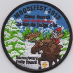 Ga Hon Ga Lodge #34 2013 Moose Fest eR2013