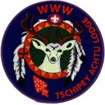 Tschipey Achtu Lodge #95/397 Jacket Patch J1