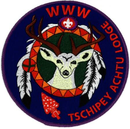 Tschipey Achtu Lodge #95/397 Jacket Patch J1