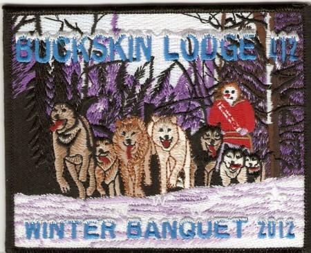 Buckskin Lodge #412 2012 Winter Banquet eX2012-2