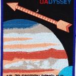 Section NE-2B 2001 Conclave Jacket Patch
