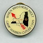 NE-3A 3B 1995 Joint Conclave Pin