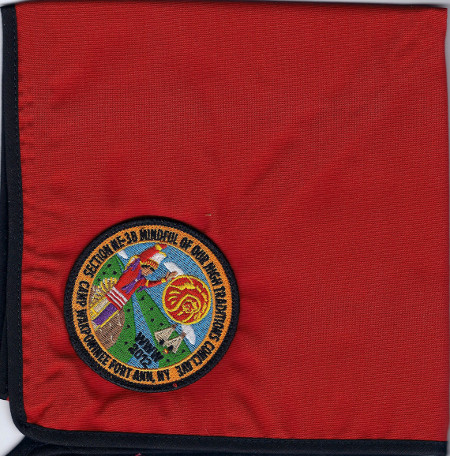 Section NE-3B 2012 Conclave Neckerchief
