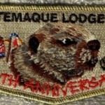 Ktemaque Lodge #15 40th Anniversary GMY Flap S57