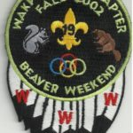 Discovery Haudenosaunee Lodge #19	Wakpominee Chapter eR2002-2 Fall Beaver Weekend