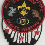 Discovery Haudenosaunee Lodge #19	Wakpominee Chapter eR2005-2 Fall Beaver Weekend