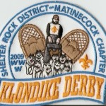 Buckskin Lodge #412 Matinecock Chapter Klondike Derby eX2009