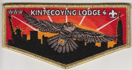 Kintecoying Lodge #4 Transition Team Flap S2