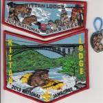 Kittan Lodge 2013 Jamboree Trader Set S25  X13 & X14