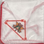 Half Moon Lodge #28 Vigil Neckerchief N7
