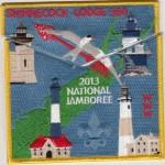 Shinnecock Lodge #360 2013 Jamboree Set S42 X20