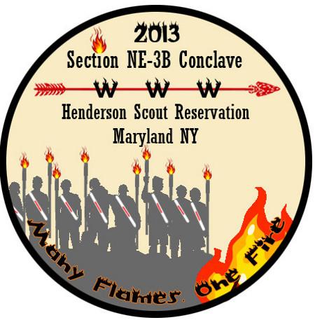 Section NE-3B 2013 Conclave - Artists Rendition