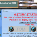 2013 National Jamboree JSP Issues