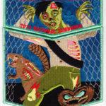 Look Back – Ktemaque Lodge #15 2013 National Jamboree Zombie Flap Set S59 X28