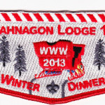 Otahnagon Lodge #172 2013 Winter Dinner Flap eS2013