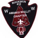 Buckskin Lodge #412 Amangi Wullit Chapter A1