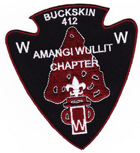 Buckskin Lodge #412 Amangi Wullit Chapter A1