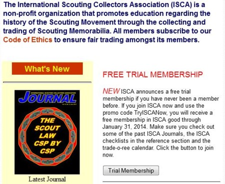 isca trial