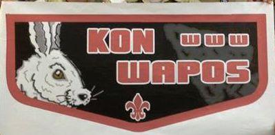Kon Wapos Lodge First Flap Design