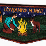 Look Back – Lowanne Nimat Lodge #219 New Regular Issue Flap S12