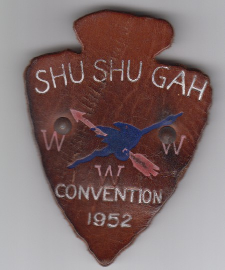 Shu Shu Gah Lodge #24 1952 Convention eL1952