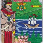 Look Back – Half Moon Lodge #28 2012 NOAC Delegate Set S43 X14
