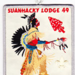 Look Back – Suanhacky Lodge #49 Adult Ritualist Dangle X54