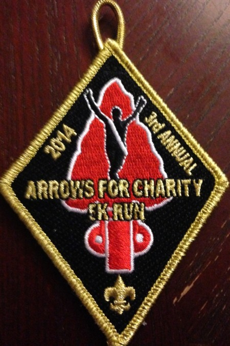 Buckskin Lodge #412 3rd Annual Arrows For Charity 412eA2014-1