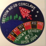 Section NE-2B 2004 Conclave Update