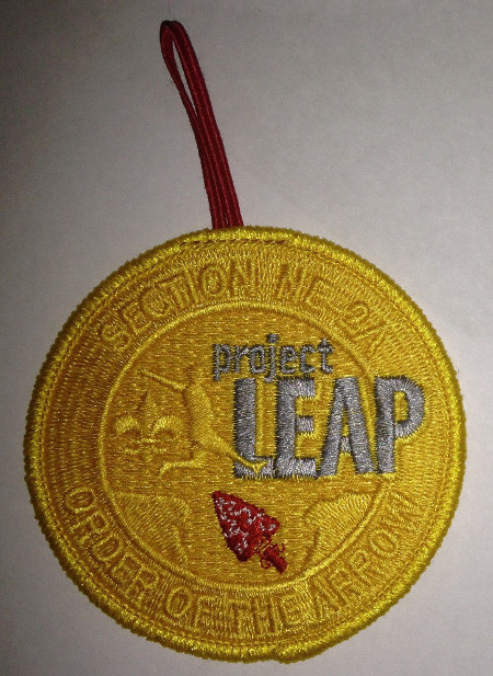 NE-2A 2014 Project LEAP Staff Patch