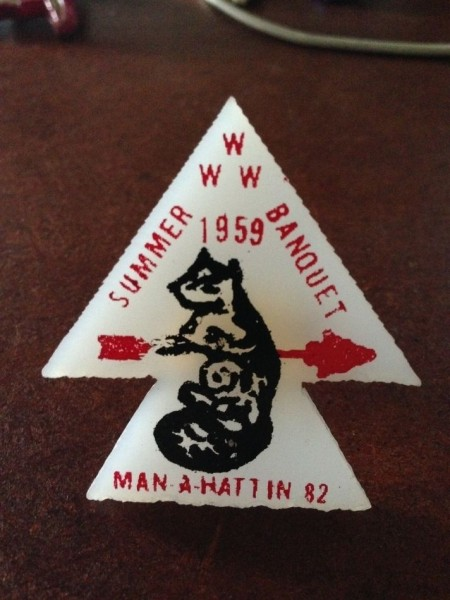 Man-A-Hattin Lodge #82 Summer Banquet 1959 Slide