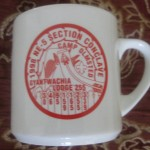 Section NE-5A 1998 Conclave Mug