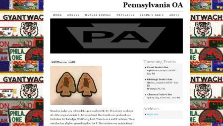 Pennsylvania OA
