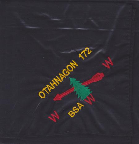Otahnagon Lodge #172 Neckerchief N1
