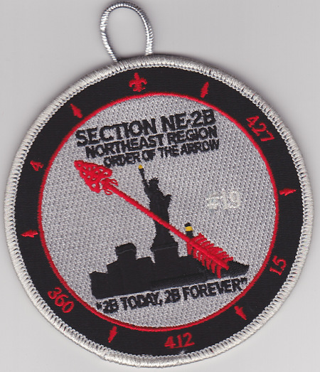 Section NE-2B SMY Numbered Round - 2B Today, 2B Forever