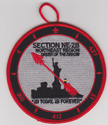 Section NE-2B Round - 2B Today, 2B Forever