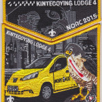 Kintecoying Lodge #4 2015 NOAC Fundraiser S5/X2