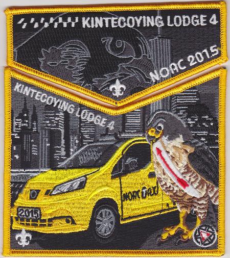 Kintecoying Lodge 2015 NOAC Fundraiser S5/X2