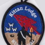 Kittan Lodge Elangomat Patch X16