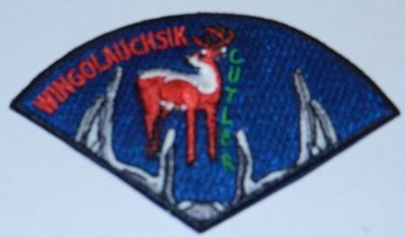 Tschipey Achtu Lodge #95 Camp Cutler Service Segment X7