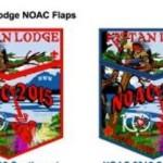 Kittan Lodge #364 2015 NOAC Sets Artists Rendition