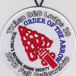 TKaen DoD Lodge #30 2013 Fall Fellowship eR2013
