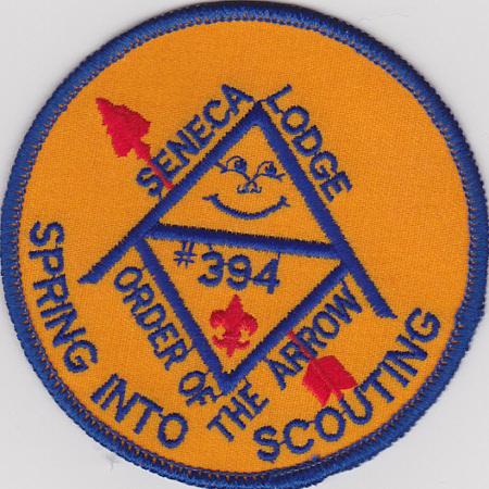 Seneca Lodge #394 Spring Into Scouting R1
