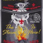 Tschipey Achtu Lodge #95 2015 NOAC Fundraiser Set S16/X10