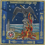 Shinnecock Lodge #360 2015 NOAC Trader Set S43/X21