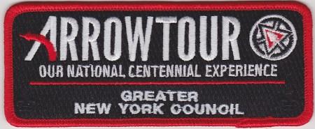 Arrow GNYC
