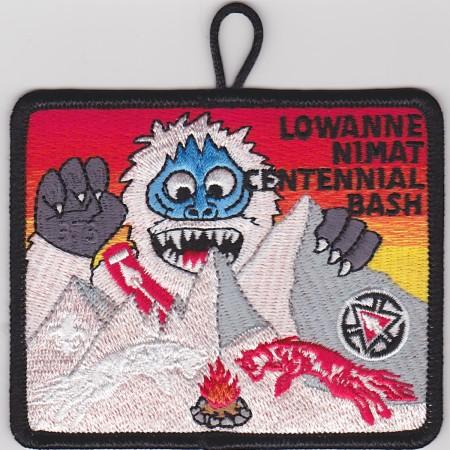 Lowanne Nimat Lodge #219 Centennial Bash eX2015-1