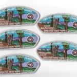 GNYC OA Centennial Silver Mylar CSP Sets